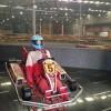 【屋内カート場】長風公園でレーサー気分! 〜レーシングカートを体験〜