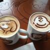 【チャーリーブラウンカフェ】スヌーピーと一緒にお茶しませんか? ピーナッツキャラに囲まれて・・・