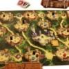 【ブルゲンランド】最近気になっているゲームその1。カードを集めて建物を建築!もちろん早い者勝ちで!