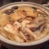 【照ノ谷】イカワタの味が濃厚なちゃんこ鍋がクセになる!