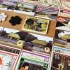 【団扇と小槌】福之神と貧乏神が村に結界を針渡る陣取りゲーム!