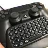 【こんなん買ってみた】PS4コントローラーに付けるキーボード