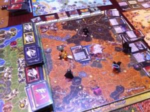 9時間の物語の最後、滅びた世界で英雄達が最後の敵を目指し中央に向かいます!