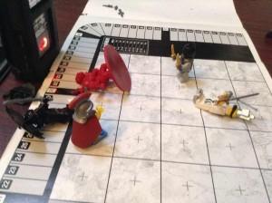 TRPG(ナイトウィザード)最後の戦いゴーレムの自爆に巻き込まれ次々と倒れていく仲間達。絶望的な状況の中、それでも彼女達はあきらめなかった。
