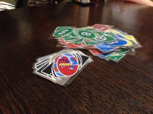 ボドゲ-合宿ハイテンションUNO:おなじみのこのゲームも、朝5時の魔力の前では別ゲーになります。