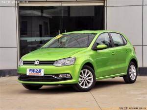 VWのPOLOはこの車格でも6速ATと7速DCTを搭載して中国で大人気!