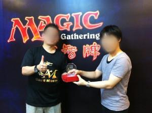 MTGGP:優勝は