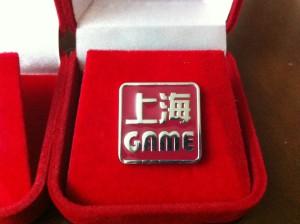 いつも上海ゲーム部の宣伝活動を支えてくれる記者の皆様へのささやかなお礼です。