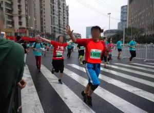 上海マラソン: