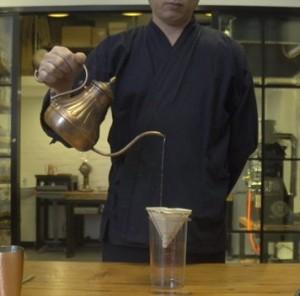 コーヒーの中島さん