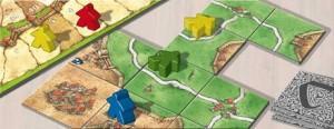 カルカソンヌ ゲーム画像