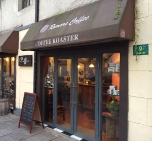 コーヒー 店①