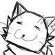 猫表情 エイプリルフール