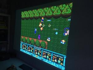 このゲームは面倒なことに画面分割が無く1画面に5人全員がいないといけないので、全員の意志が統一されてないと先に進むことすら出来ません。故に怒声が飛び交います。