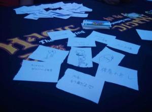 ベストフレンド:異常に多芸且つ偏りのある人が集まる上海ゲームに於いては、このゲームはこうなっちゃいます。