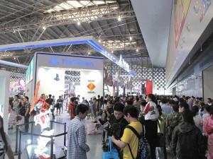 上海ゲーム展示会: