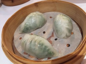 碧绿水晶饺