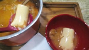 卵豆腐はざっくり2つに分けられていましたw