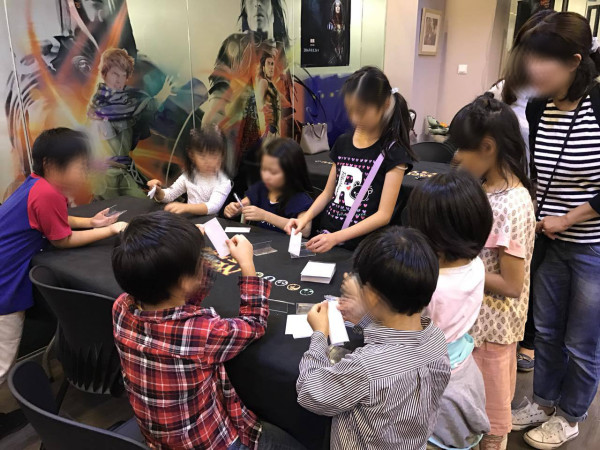 最近大人気の上海KIDS、今回の参加人数はなんと11名でした。