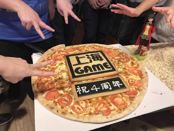 上海ゲーム部4周年