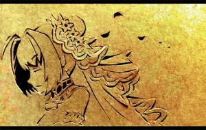 ネロブライド切り絵2